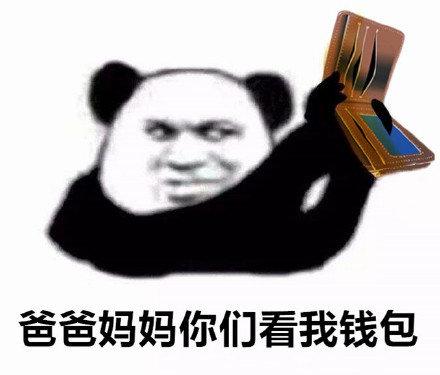 20190201#斗图大事件#过年要红包熊猫头表情包套图