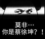 莫非你是蔡徐坤