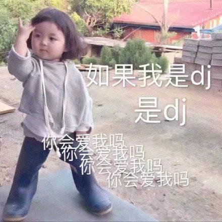 如果我是DJ是DJ你会爱我吗