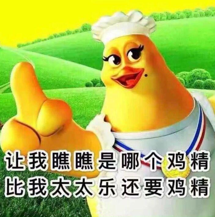 让我瞧瞧是哪鸡精比我太太乐还要鸡精