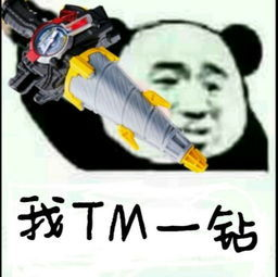 我TM一钻