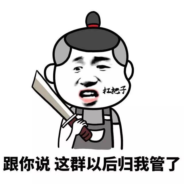 20190419#斗图大事件#这群以后归我管了